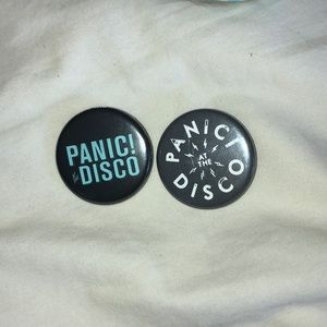 two panic at the disco pins